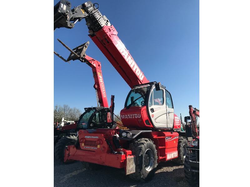 MANITOU MRT2150 PRIVILEGE PLUS